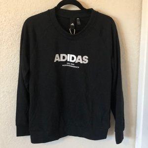 New Adidas Crewneck Sweater Size Large